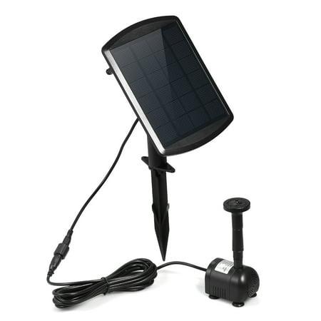 Decdeal Solar-Powered Pump - image 1 de 7
