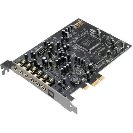 Creative Sound Blaster Audigy Rx Pcie 7 1 Multi Channel Internal Sound Card