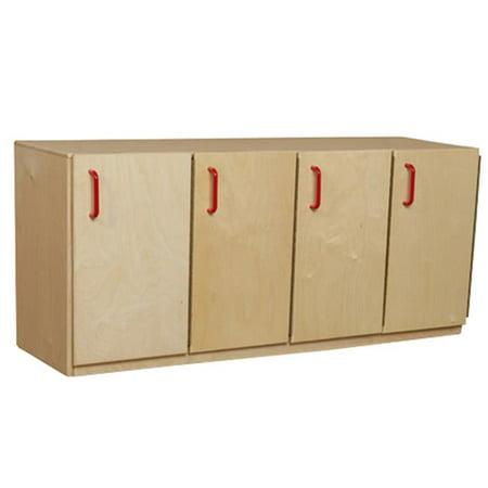 Stacking Locker - Wood Designs 46310 Stacking Locker - Single Unit