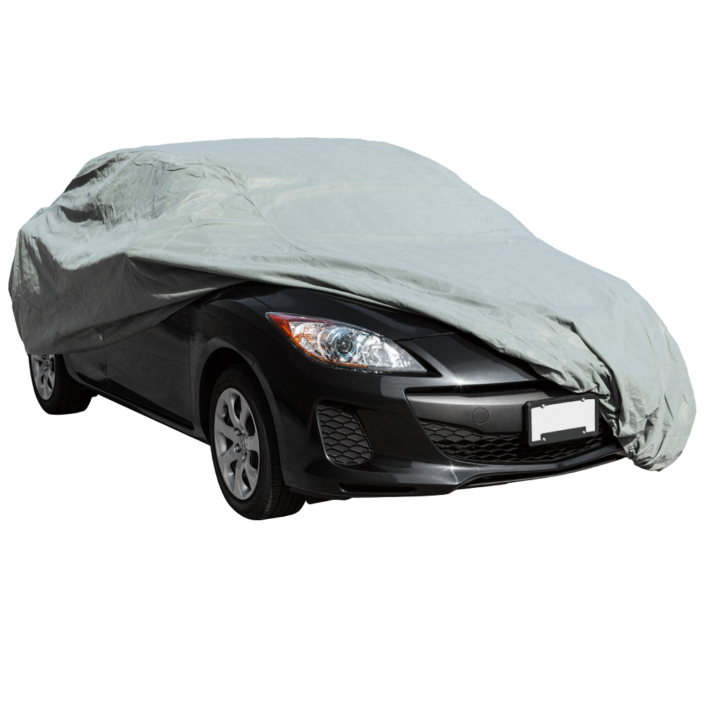 """16'9"""" to 19"""" Universal Fit Car Cover"""