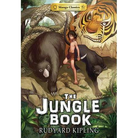 Manga Classics: The Jungle Book : The Jungle Book (King Louie Jungle Book)