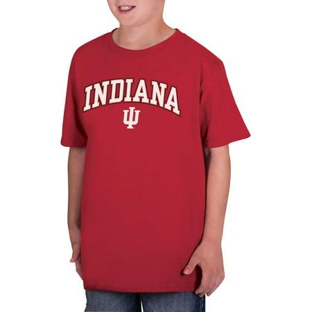 NCAA Indiana Hoosiers Boys Classic Cotton T-Shirt