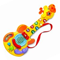 VTech Zoo Jamz Guitar, Musical Instrument Toy for Toddlers