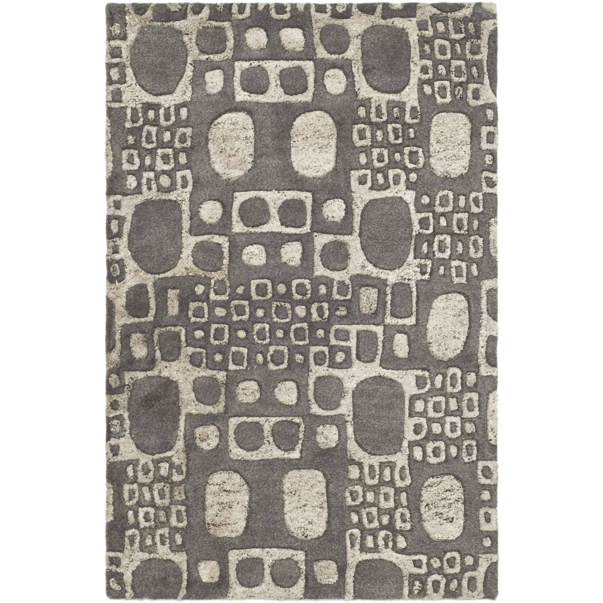 Safavieh Soho Gabi Wool Rug, Grey