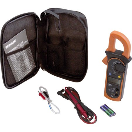 Tool, Clamp-On Multimeter, Tenma, with Sensor and