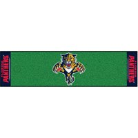 FanMats NHL Florida Panthers Putting Green Mat