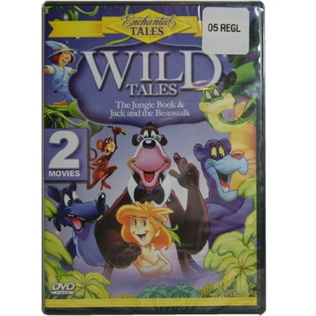 Jungle Book/Jack and The Beanstalk (DVD)
