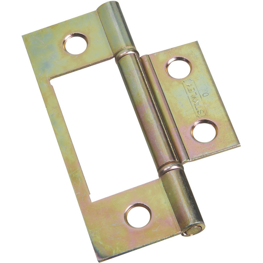 Stanley Hardware 402134 Non Mortise Bi-Fold Door Hinge