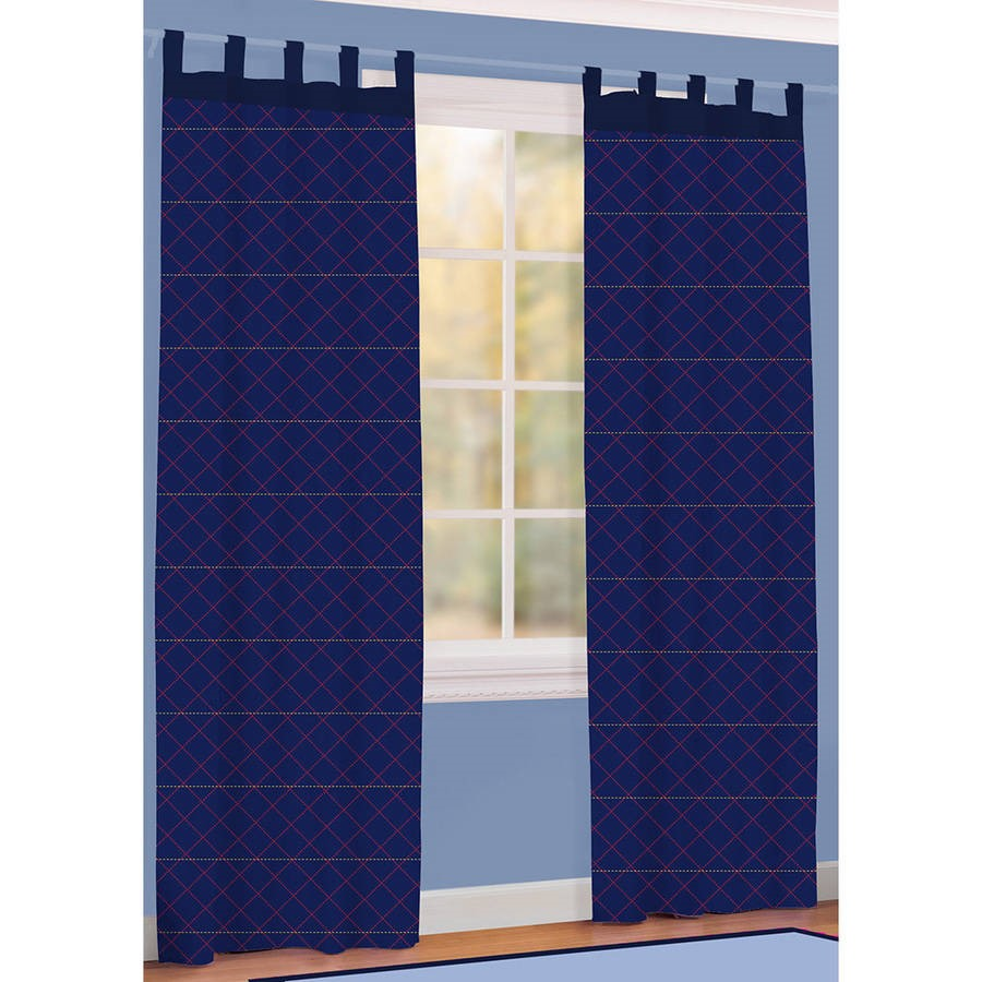 Mainstays Sport Boys Bedroom Curtain Panel by Idea Nuova