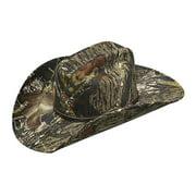 Twister T71400222-7.5 Camo Cowboy Hat, Mossy Oak - Size 7.5