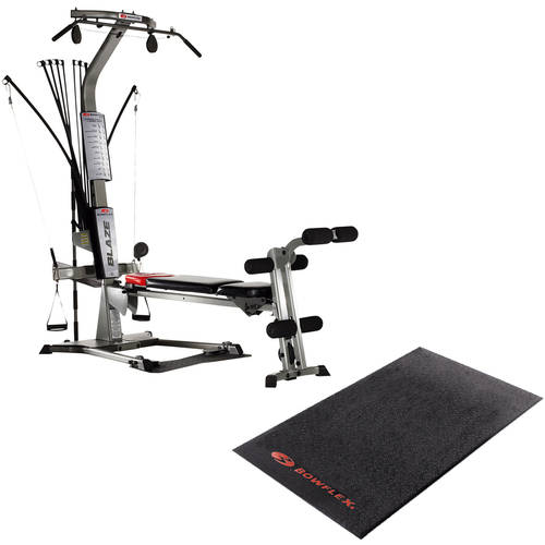 Bowflex Blaze Home Gym with BONUS Equipment Mat Value Bundle