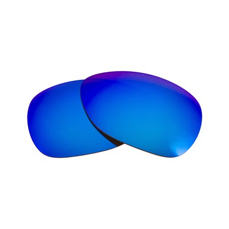 3a830cfa425 Seek Optics - Best SEEK Polarized Replacement Lenses for Oakley CROSSHAIR  (OO6014) Blue Mirror - Walmart.com