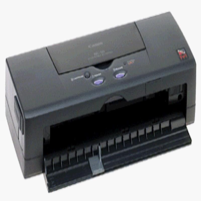 Canon BJC-50 Color Bubble Jet Printer