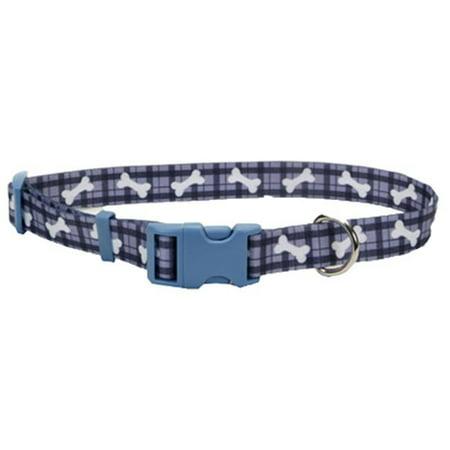 Nylon Adjustable Fashion (06402 A PBO18 .63 in. Adjustable Bone Nylon Fashion)