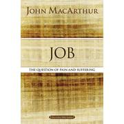 MacArthur Bible Studies: Job (Paperback)