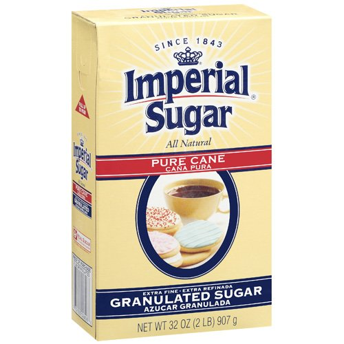 Imperial: Granulated Pure Cane Sugar, 32 Oz