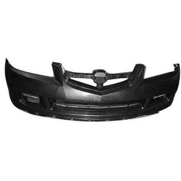 CPP Front Bumper Cover For 04-06 Acura MDX AC1000150