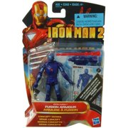 "Marvel Iron Man 2 Concept 3.75"" Action Figure: Iron Man Fusion Armor"