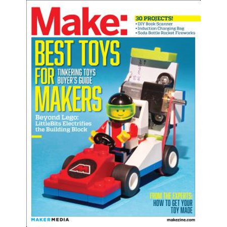 Make: Technology on Your Time, Volume 41 : Tinkering