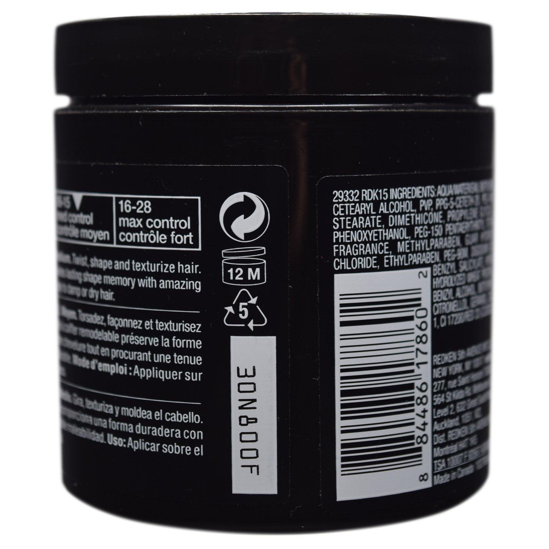 Redken Rewind 06 Pliable Hair Styling