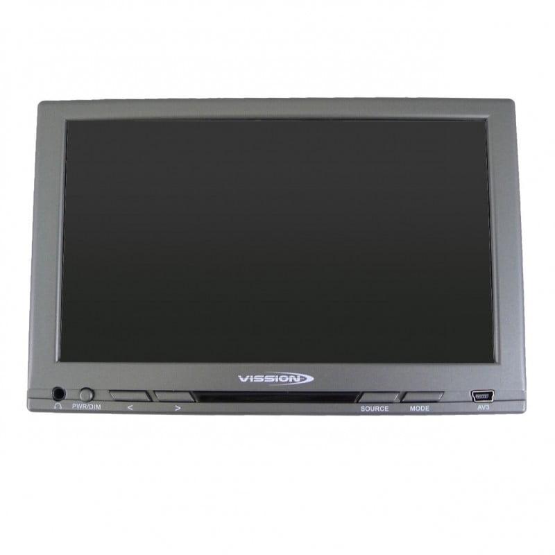 """7"""" Digital High Resolution LED Headrest/Visor Monitor"""