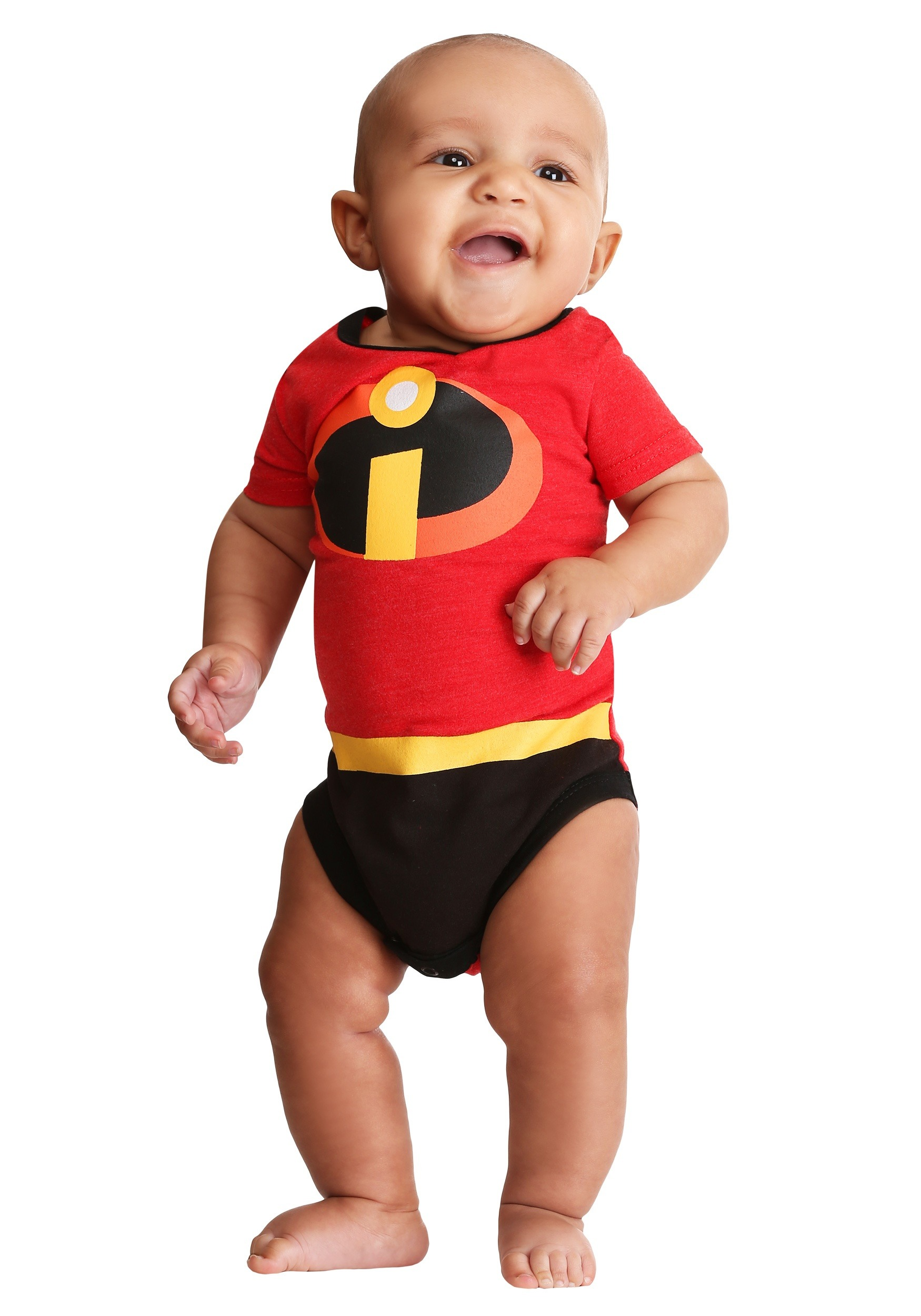 The Incredibles Baby Boys SleepsuitDisney BodysuitIncredibles Baby Pyjamas