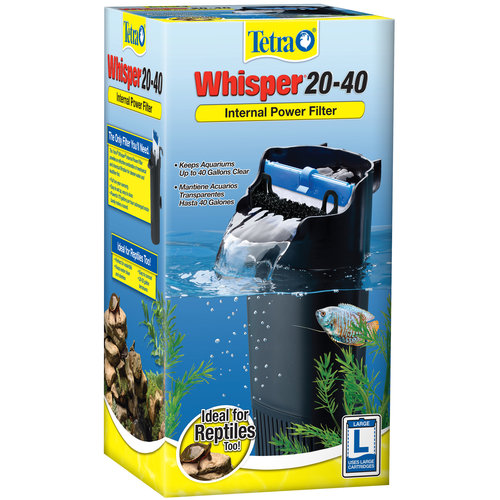 Aquaculture Aqua-Tech 20 to 40 gal Power Filter