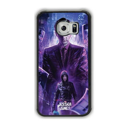 Jessica Jones Galaxy S7 Edge Case