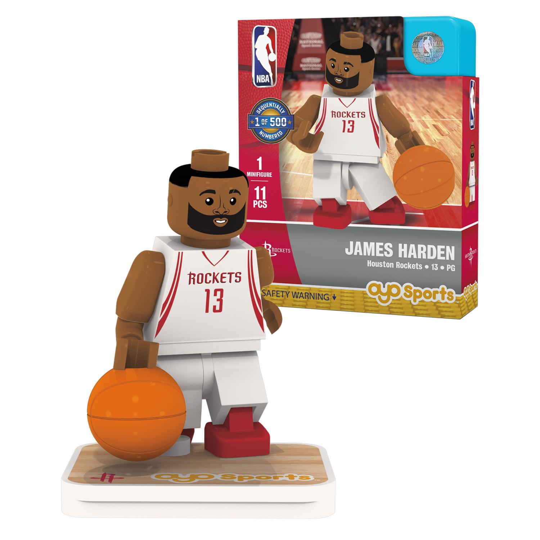 James Harden Houston Rockets OYO Sports Player Figurine - No Size