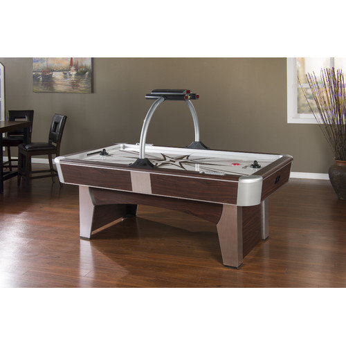 American Heritage Monarch 7' Air Hockey Table