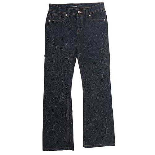 Jordache Girl's Bootcut Denim Jean, Slim Fit
