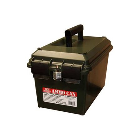 Ammo Ammunition (MTM AC11 Ammo Can, Green )