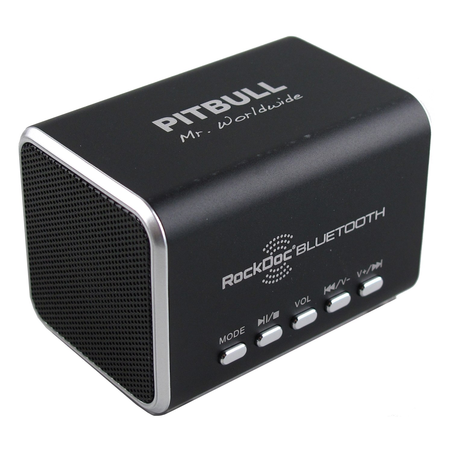 Visiontek RockDoc Bluetooth 2-Way Speaker (Black)