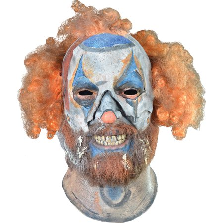 Morris Costumes Rob Zombie Schitzo Head Mask Halloween Accessory