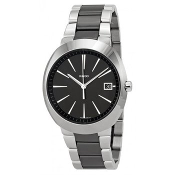 Rado D-Star Men's Two-Tone Swiss Quartz Watch