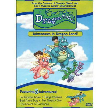 Dragon Tales: Adventures In Dragon Land