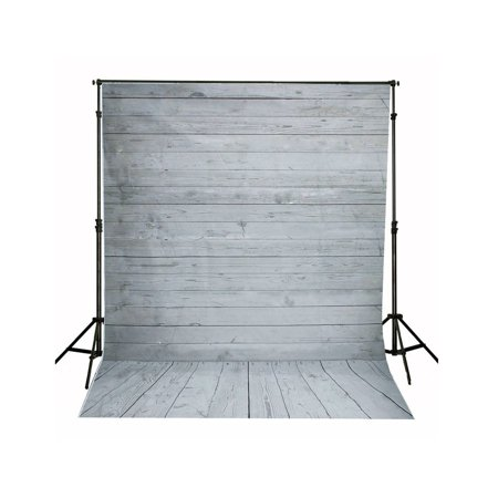 ABPHOTO Polyester 5x7ft Wooden theme With Wooden Floor Retro photography background Cloth Backdrop Photo Studio Best For Children,Newborn,Baby,Kids,Wedding,Family