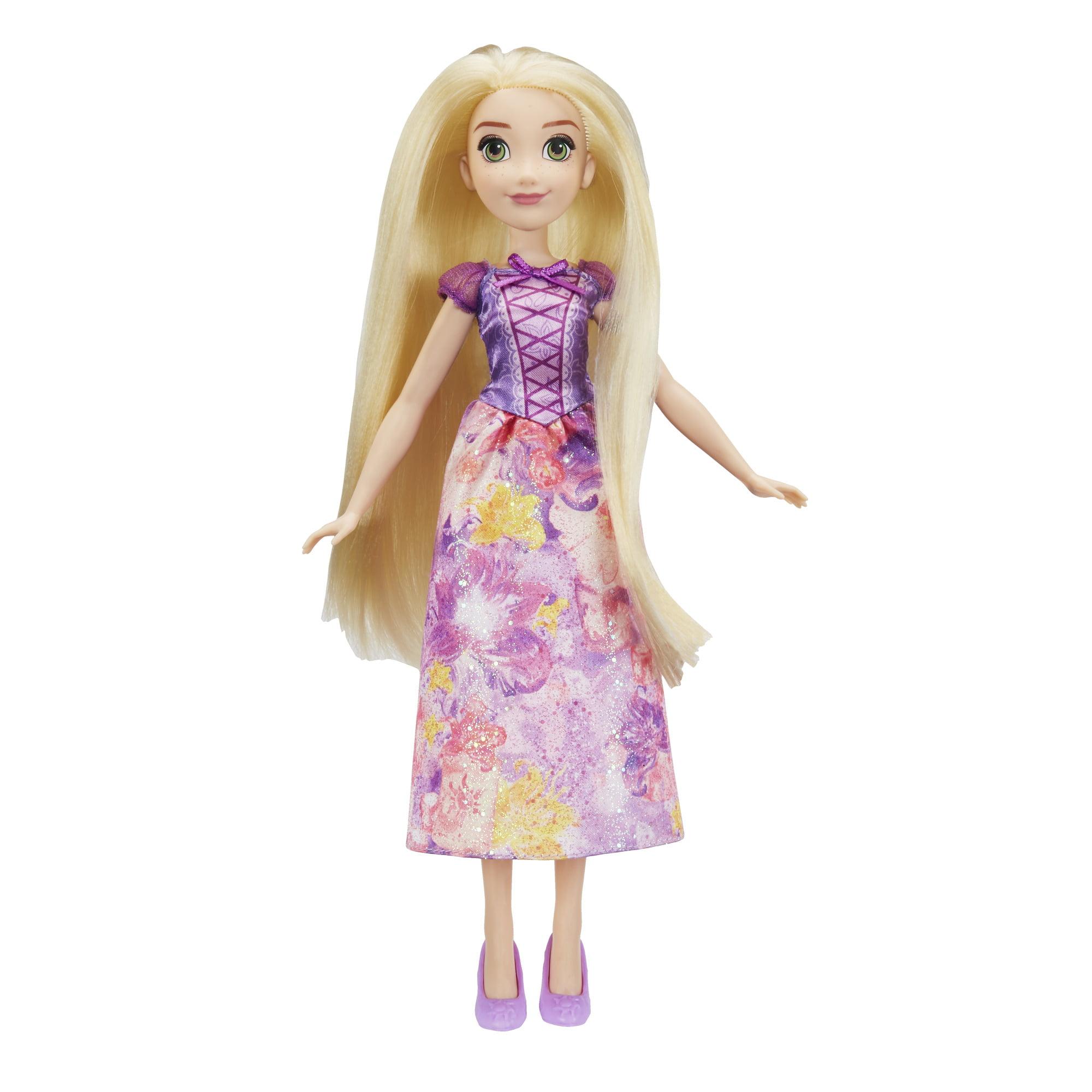 Disney Princess Royal Shimmer Rapunzel Doll by Hasbro Inc.