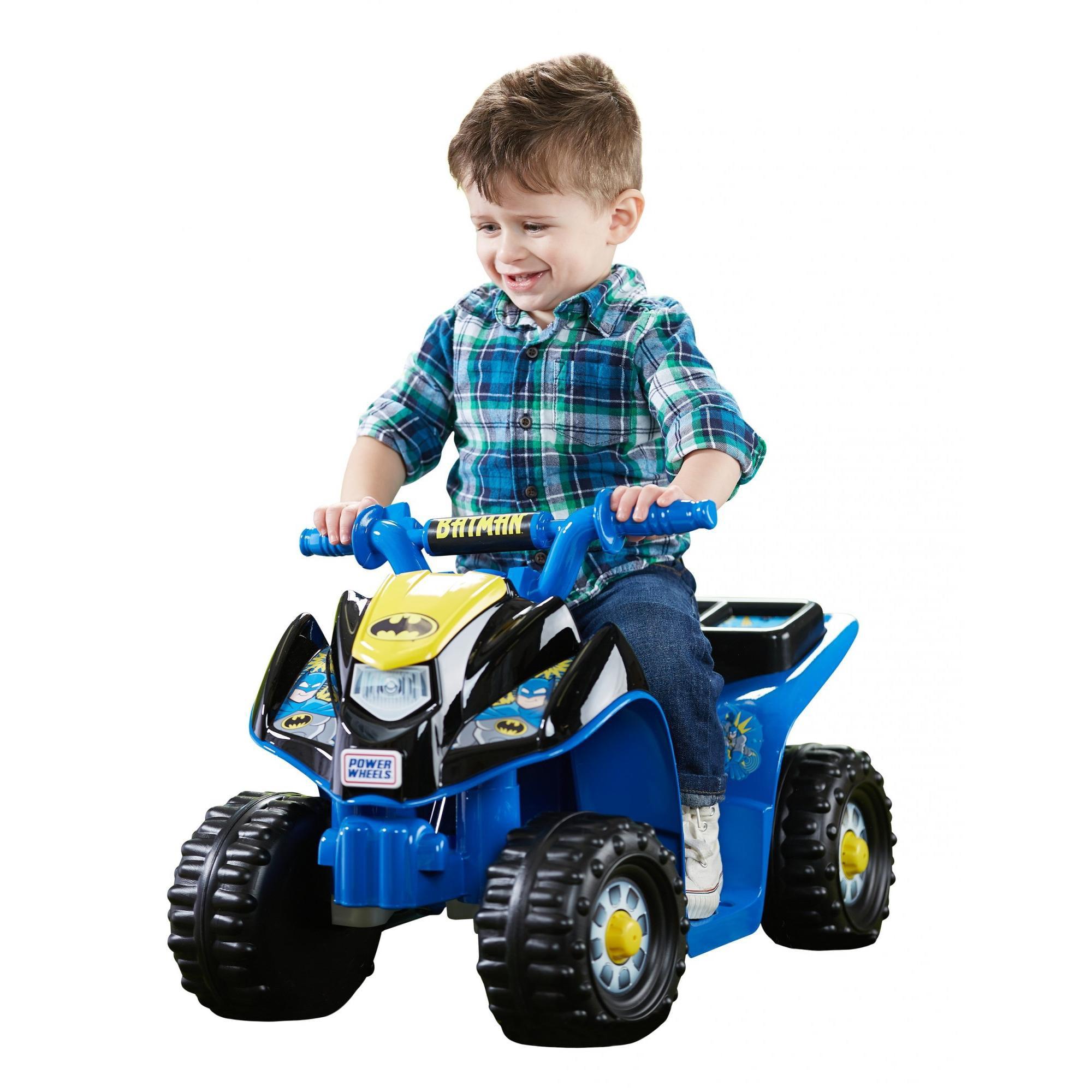 Power Wheels Batman Lil' Quad Ride-On