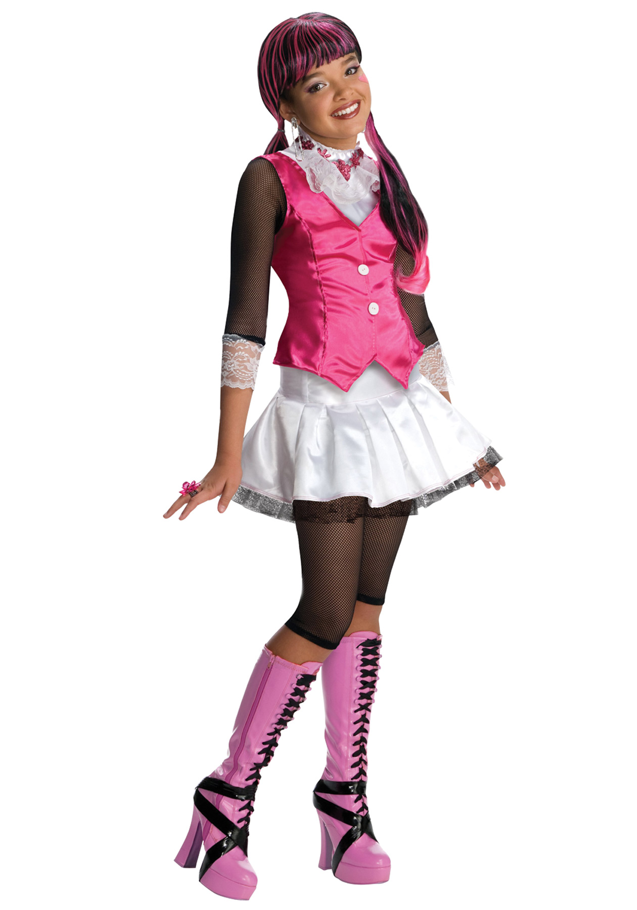 Monster High Draculaura Child Halloween Costume by Rubies