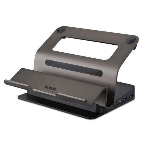 Belkin USB 3.0 Dual Video Docking Stand for Ultrabooks - USB docking station