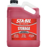 STA-BIL (22213) Storage Fuel Stabilizer, for Vehicles, Small Engines, and More,1 Gallon