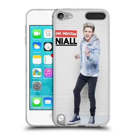 OFFICIAL ONE DIRECTION NIALL HORAN PHOTO SOFT GEL CASE FOR APPLE IPOD TOUCH MP3 ()
