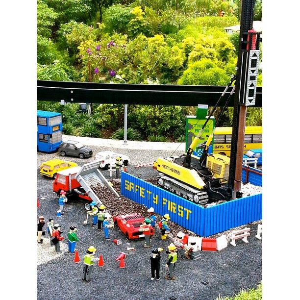 Peel-n-Stick Poster of Legoland Malaysia Kid Theme Park ...