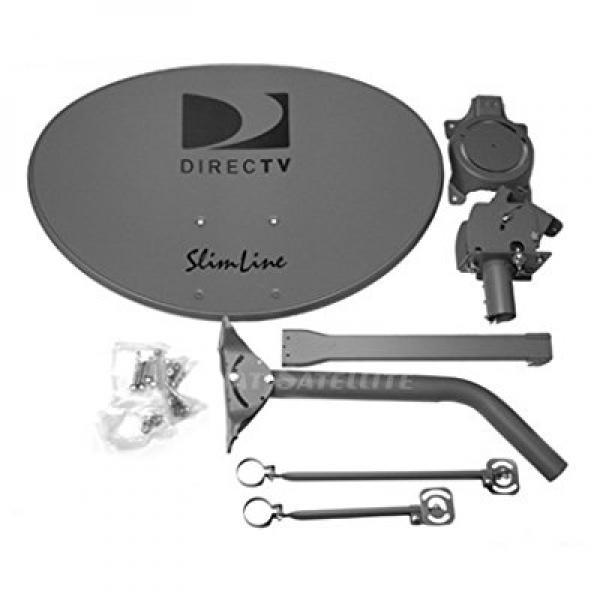 DIRECTV SLSPF SlimLine SLSPF   SL5S 5 Satellite Dish Antenna (Discontinued by Manufacturer) by DirecTV
