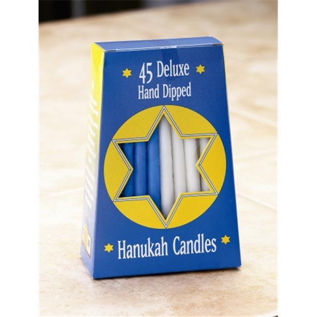 Biedermann & Sons C1225-CA Hanukah Candles- Case- Assorted