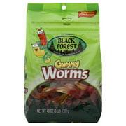 Ferrara Candy Black Forest  Gummy Worms, 48 oz