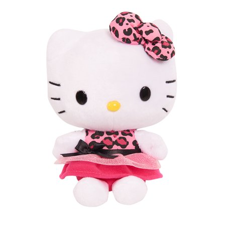 Hello Kitty Mermaid Plush (Hello Kitty Bean Plush - Cheetah)
