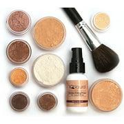 IQ Natural Mineral Makeup Starter Set-Fair