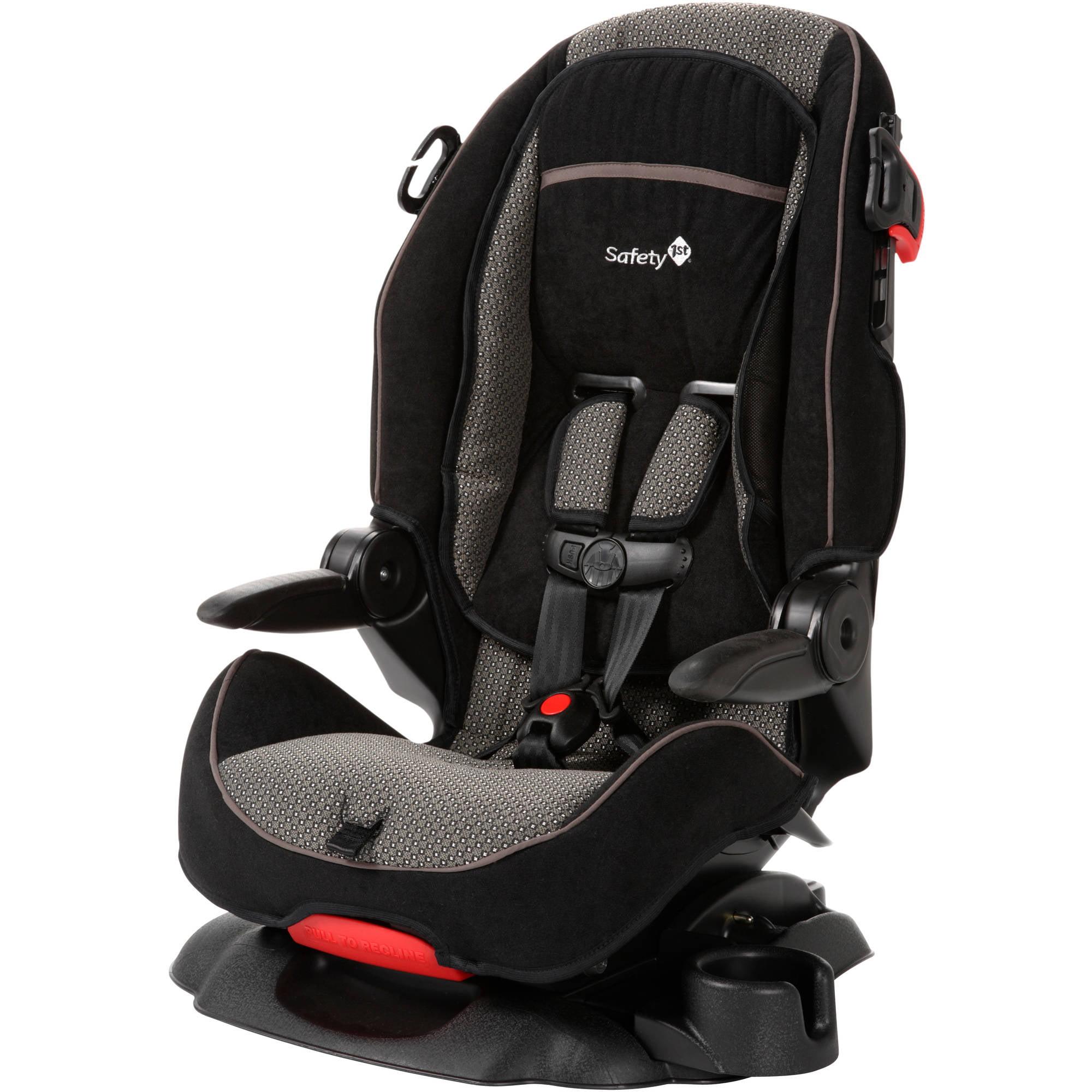 Safety 1st- Summit Booster Car Seat, Yuk